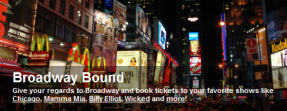 Broadway Bound Tours and Attractions